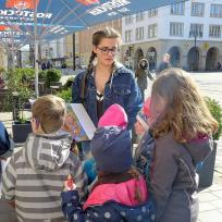 Stadtrundgang mit Kindern